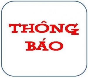 Công văn số 339 về việc điều chỉnh lịch xổ cống Ba Lai