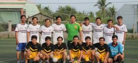 Giải Bóng đá mini Công đoàn ngành Nông nghiệp và Phát triển nông thôn tỉnh Bến Tre