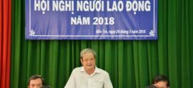 Hội nghị Người lao động năm 2018