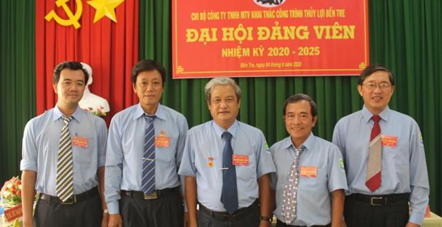 Đại hội Đảng viên nhiệm kỳ 2020 – 2025