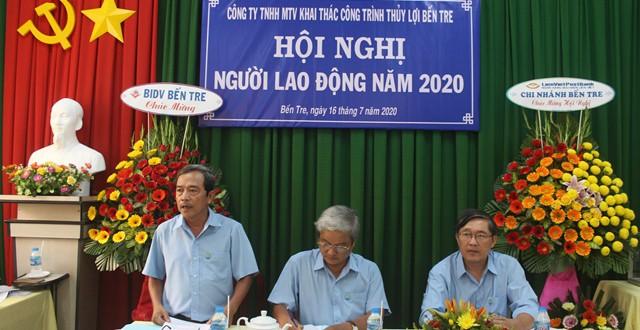 Hội Nghị Người Lao Động Năm 2020