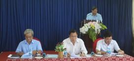 Thống nhất kế hoạch vận hành công trình thủy lợi trên địa bàn tỉnh Bến Tre