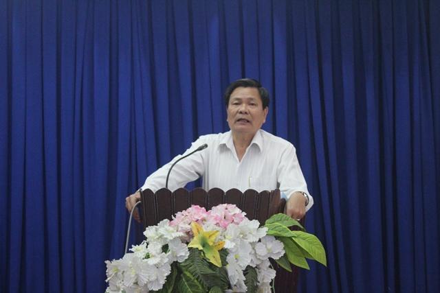 Ông Nguyễn Hữu Lập phát biểu chỉ đạo tại cuộc họp